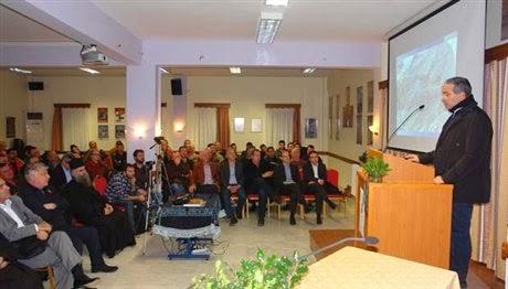 Οι ευεργετικές εφαρμογές του ζεόλιθου στην αγροτική παραγωγή - Νίκος Λυγερός