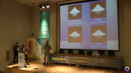 Χαιρετισμός του Ν. Λυγερού και παρουσίαση του Ζεόλαδου στο 1o DEMODAY που διοργανώνει η Αλεξάνδρεια Ζώνη Καινοτομίας