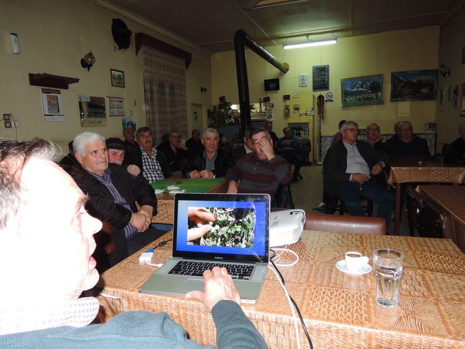 Eνημέρωση αγροτών και κτηνοτρόφων στον Άρζο Νέας Ορεστιάδας | Zeolife.gr