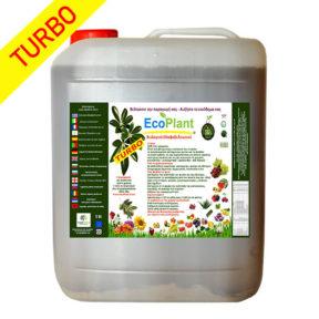 EcoPlant® Turbo - 5 lit - Eνισχυμένο βιολογικό βελτιωτικό για ψέκασμα και ενσωμάτωση
