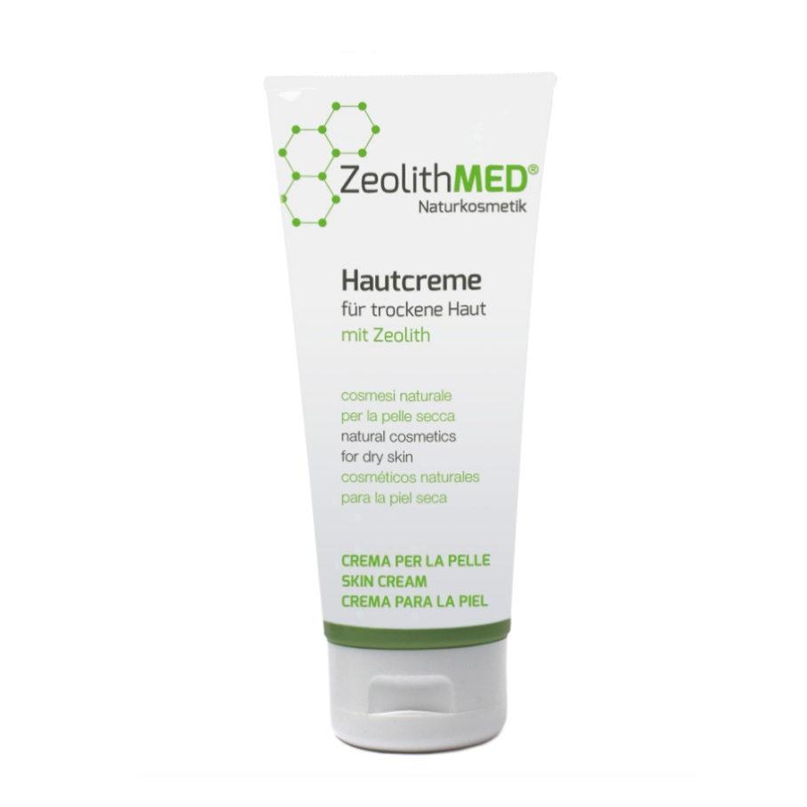 Κρέμα ανάπλασης για ξηρό δέρμα με ζεόλιθο MED® - Φυσική φροντίδα - Χωρίς σιλικόνη - Χωρίς parabens - Χωρίς φοινικέλαιο