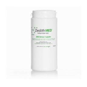 Ζεόλιθος MED® detox κάψουλες | Zeolife.gr