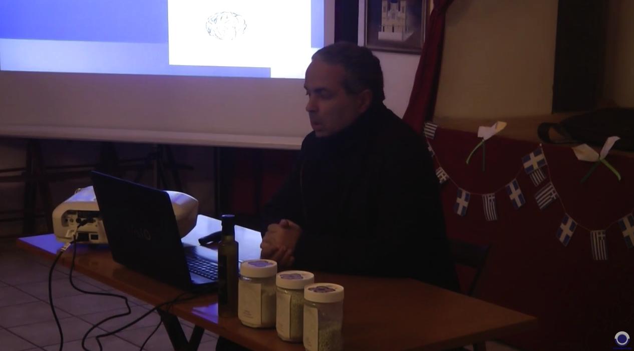Τουρισμός και πολιτιστική κληρονομιά - Νίκος Λυγερός