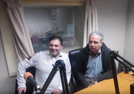 Συνέντευξη του καθηγητή Ν. Λυγερού για την ΑΟΖ, το ζεόλιθο και τις προοπτικές ανάπτυξης της Ελλάδας στον Κ. Συλιγάρδο στο ράδιο Κρήτης στις 28/03/2016